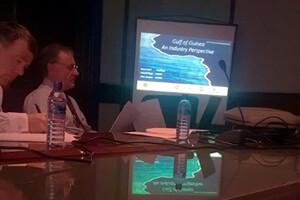2ª Reunião do G7 Grupo dos Amigos do Golfo da Guiné