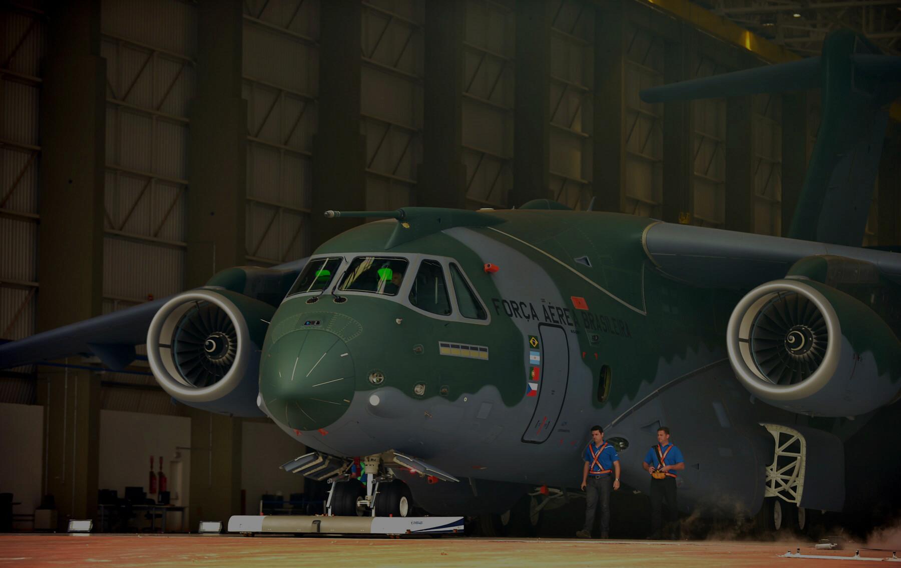 Hungria compra aviões KC-390 desenvolvidos com engenharia portuguesa