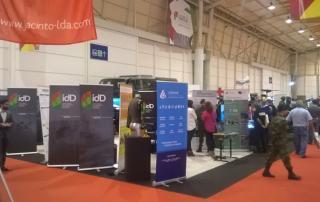 idD presente na Segurex 2015