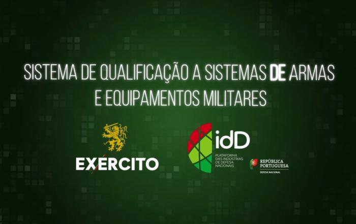 Certificação de Sistemas de Armas e Equipamentos Militares
