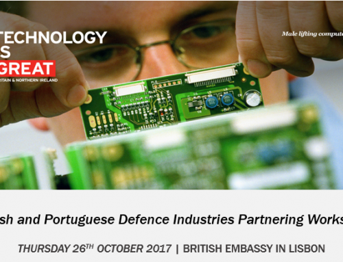 British and Portuguese Defence Industries Partnering Workshop