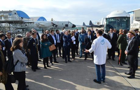 Dia da Indústria com os Adidos Militares Acreditados em Portugal - Apresentações
