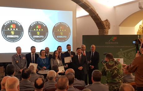 Exército e idD entregam Certificados PRT Army Tested