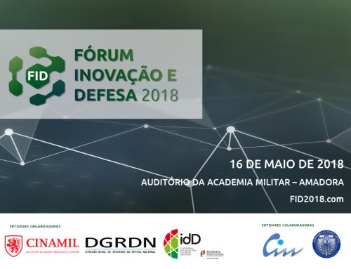 Fórum Inovação e Defesa 2018 (FID2018)