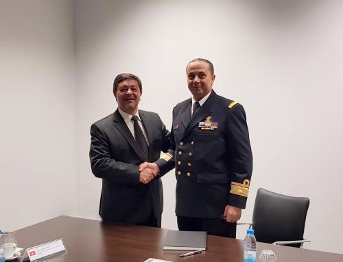 idD recebe delegação da República da Tunísia