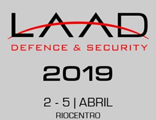 LAAD 2019 – Feira internacional de Defesa e Segurança