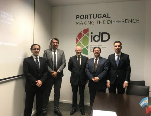 idD promove reunião com o Embaixador da República da Argentina em Portugal