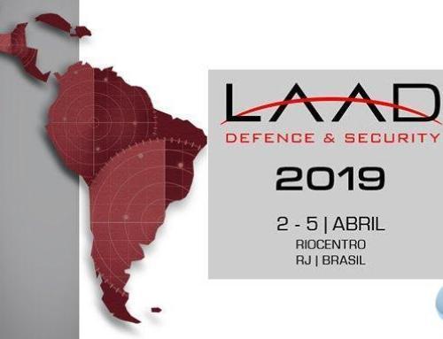 Empresas portuguesas participam na LAAD 2019 no Brasil