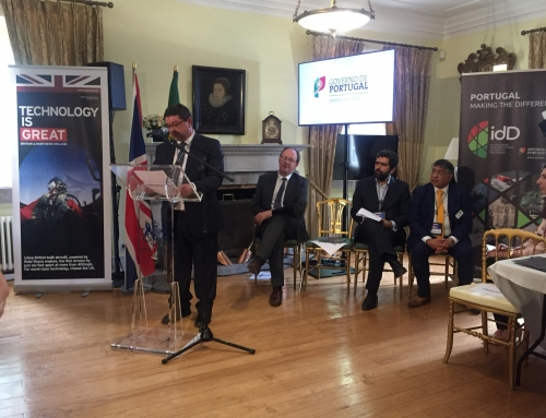 British & Portuguese Defence Industries Partnering Workshop