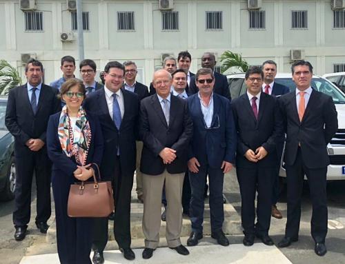 idD participa na 3ª Comissão Bilateral Mista com a Costa do Marfim