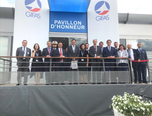 Empresas da Base Tecnológica e Industrial de Defesa participam no Paris Air Show 2019