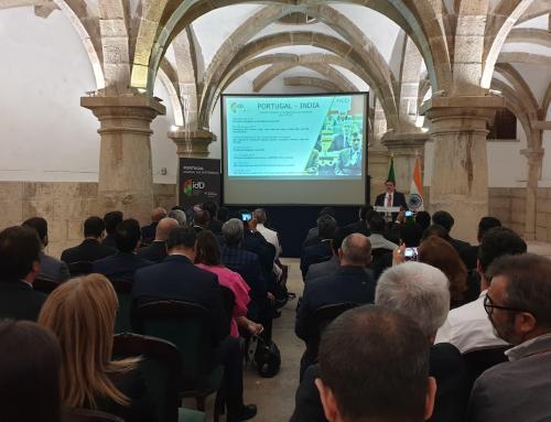 idD organiza Seminário das Indústrias de Defesa Portugal-Índia