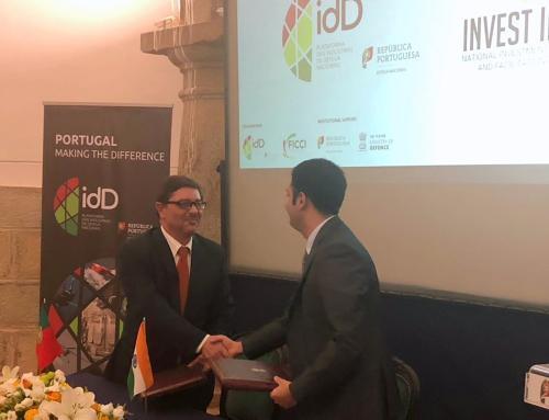 IdD assina Carta de Intenções com a Invest India para apoiar internacionalização das empresas portuguesas