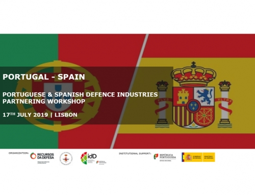 idD promove a realização do Portuguese & Spanish Defence Industries Partnering Workshop