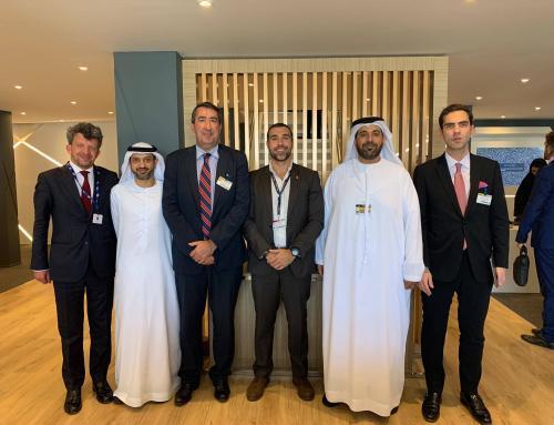 idD participa no Dubai Airshow 2019