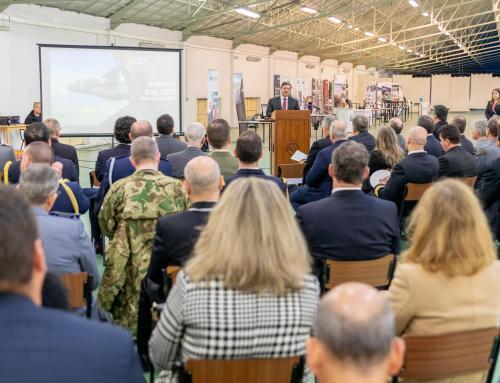 idD promove Dia da Indústria com os Adidos Militares