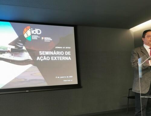 idD participa no Seminário Ação Externa no Domínio Militar