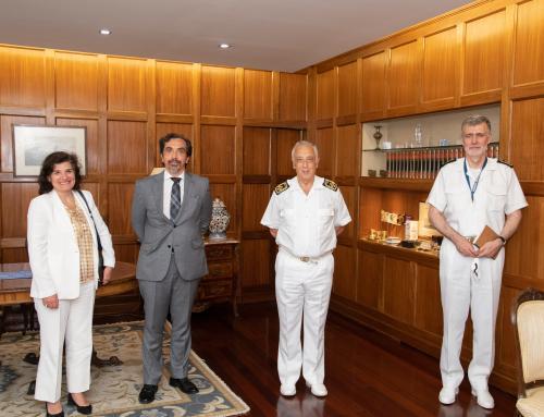 IdD – Portugal Defence recebida pelo Chefe do Estado-Maior-General das Forças Armadas