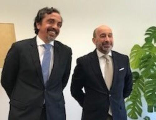 IdD – Portugal Defense recebida pelo Diretor Geral da Direção Geral de Recursos da Defesa Nacional