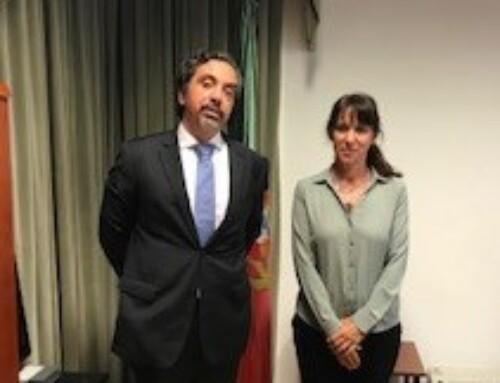 IdD – Portugal Defence recebida pela Diretora do Instituto de Defesa Nacional