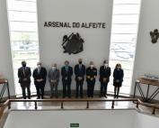 Lançamento da Academia do Arsenal