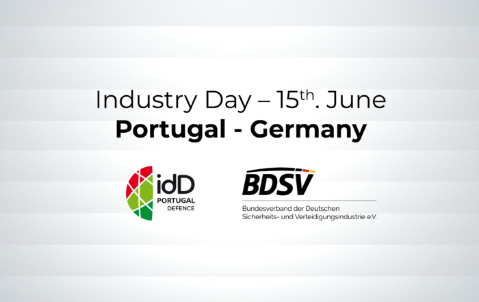 Industry Day - Portugal Germany