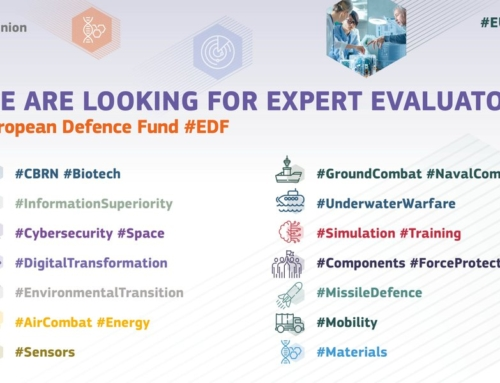 Comissão Europeia procura peritos para avaliar Fundo Europeu de Defesa