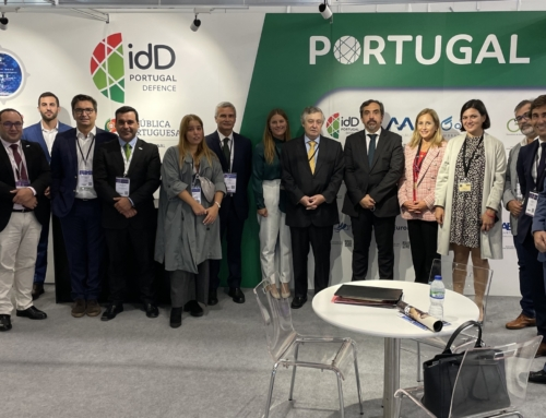 idD Portugal Defence na DSEI 2021