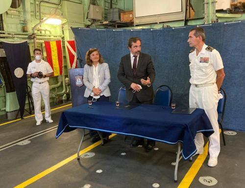 idD Portugal Defence e Marinha Portuguesa assinam protocolo para promover Economia de Defesa